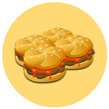Add Unlimited Food Items