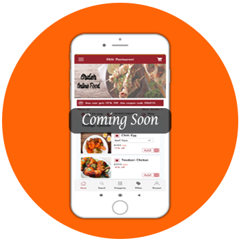 food ordering iso app image